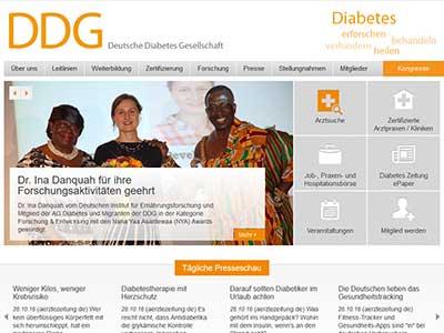 Deutsche Diabetes Gesellschaft