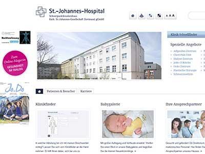 St. Johannes Hospital, Dortmund