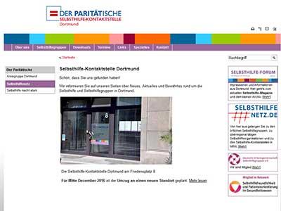 Selbsthilfe-Kontaktstelle Dortmund